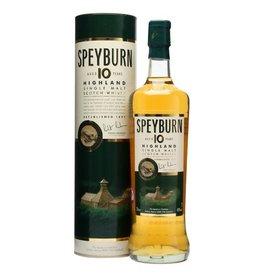 SPEYBURN 10 YR SCOTCH 750ML