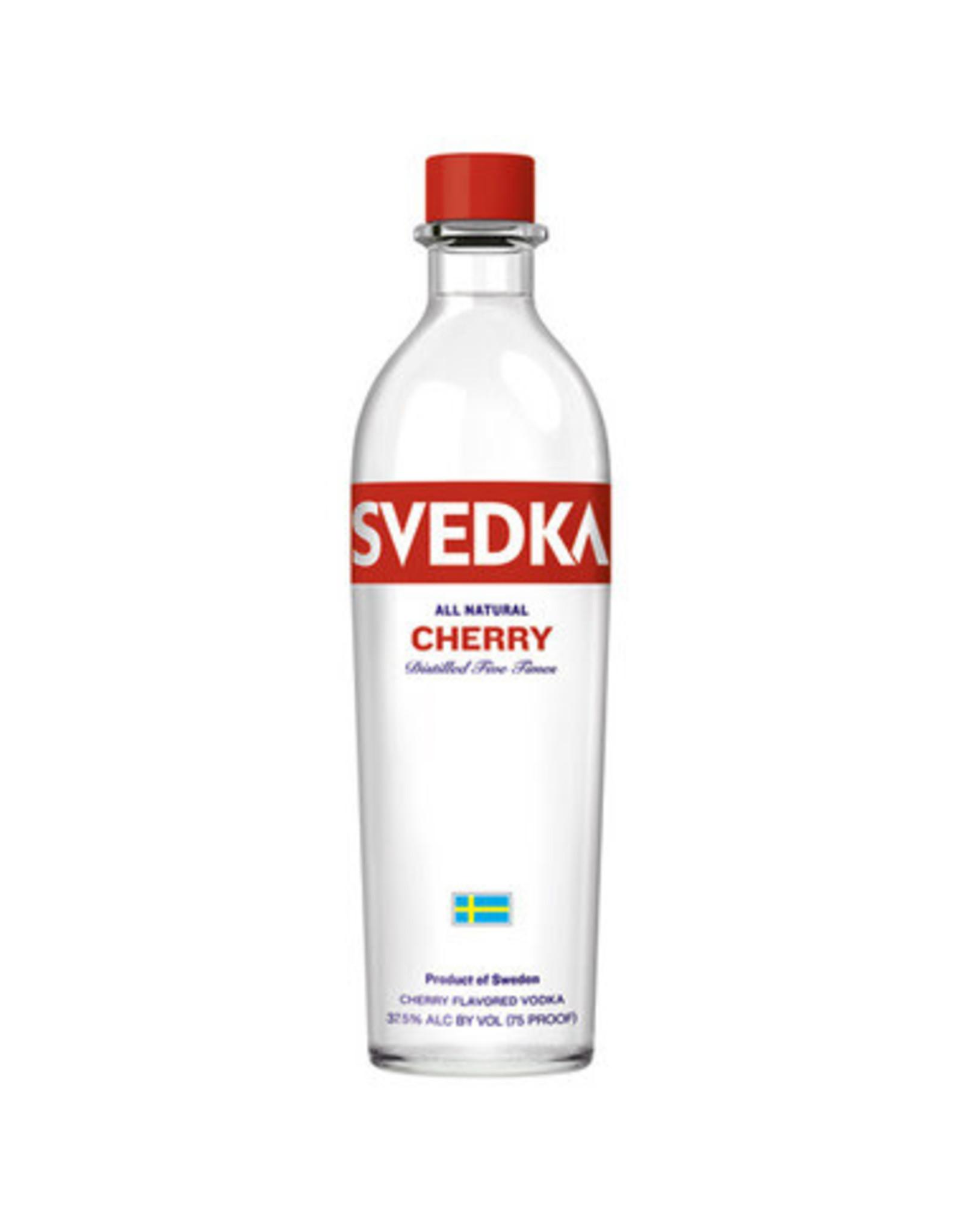 SVEDKA CHERRY 750ML