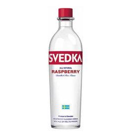 SVEDKA RASPBERRY VODKA 750ml