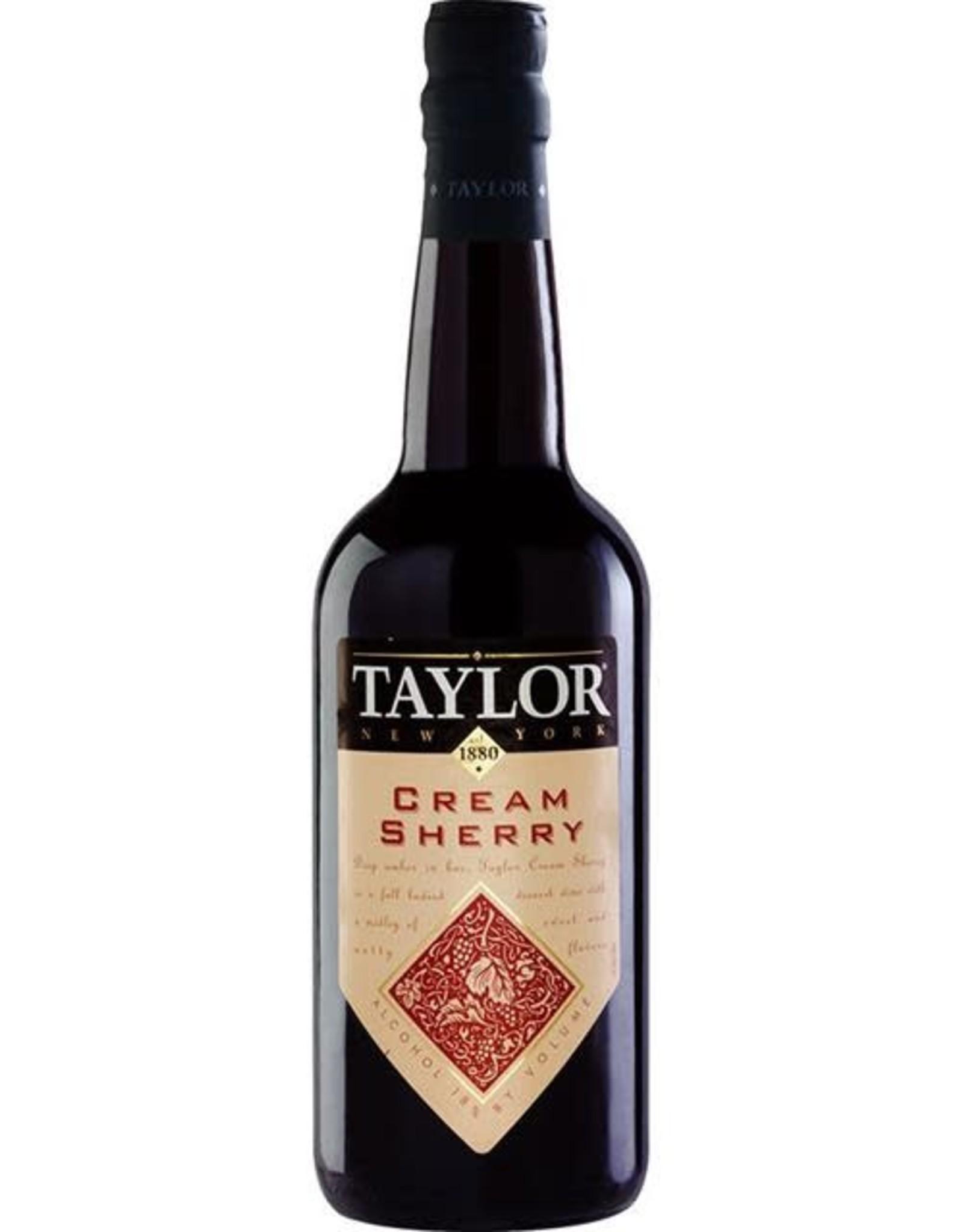 TAYLOR CREAM SHERRY 750ML