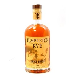 TEMPLETON RYE SMALL BATCH WHISKEY 750ML
