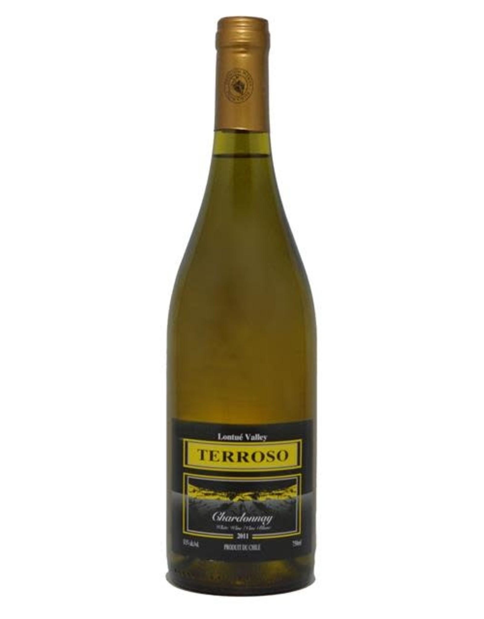 Terroso Chardonnay 2015