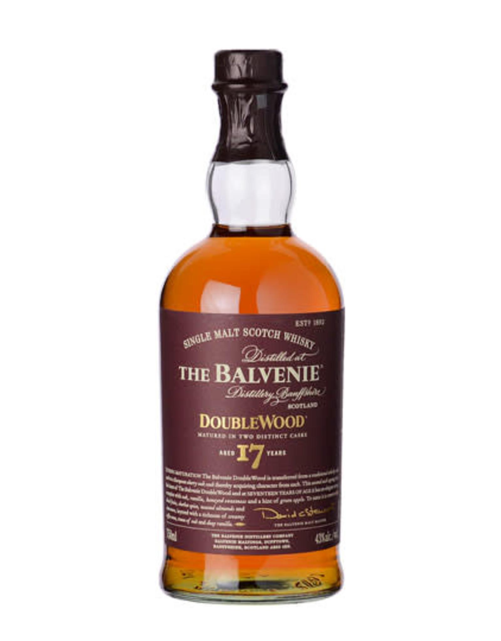 THE BALVENIE 17Y DOUBLEWOOD 750ML