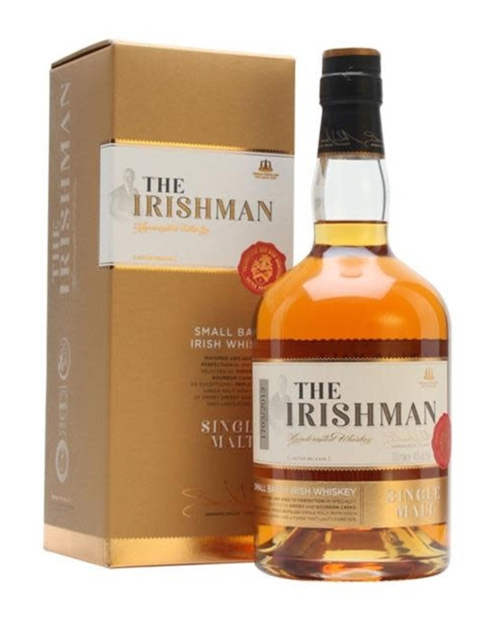 THE IRISHMAN SINGLE MALT WHISKEY 750ML