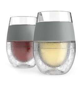 TRUE FREEZE COOLING WINE GLASS SET