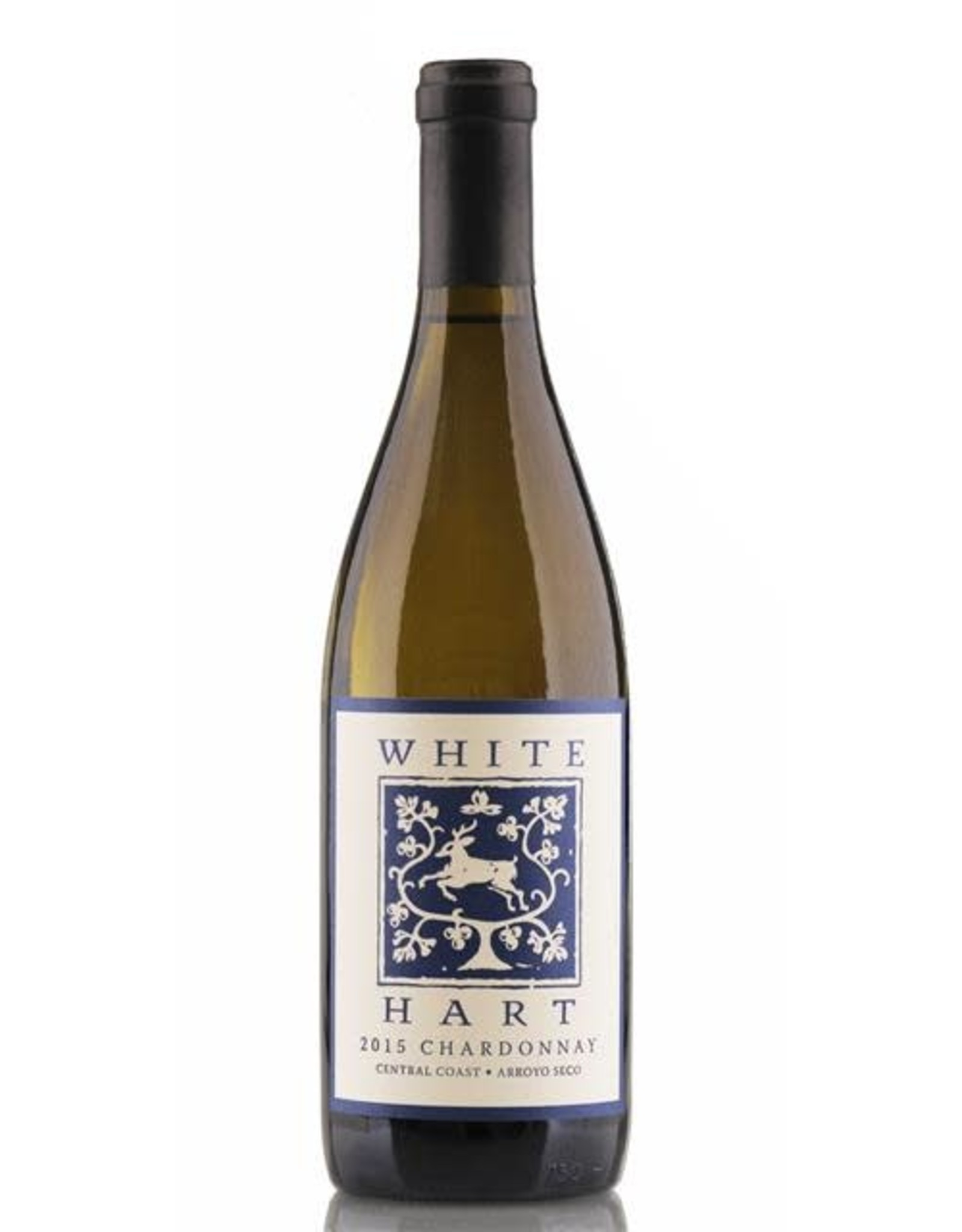 WHITE HART 2015 CHARDONNAY 750ML
