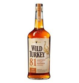 WILD TURKEY 81 750ML