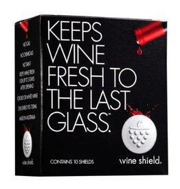 WINE SAVER SHIELD SCREEN 2pk