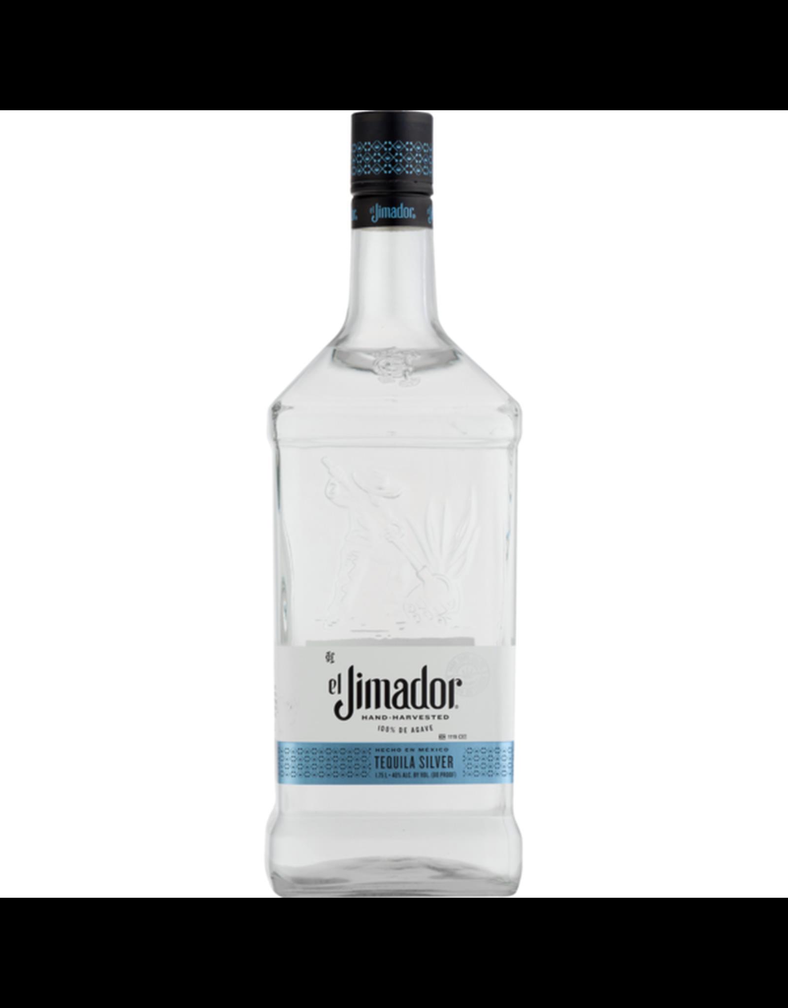 EL JIMADOR SILVER TEQUILA 1.75L