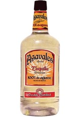 AGAVALES GOLD TEQUILA 1.75L