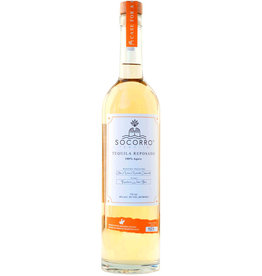 SOCORRO REPOSADO TEQUILA 750ML