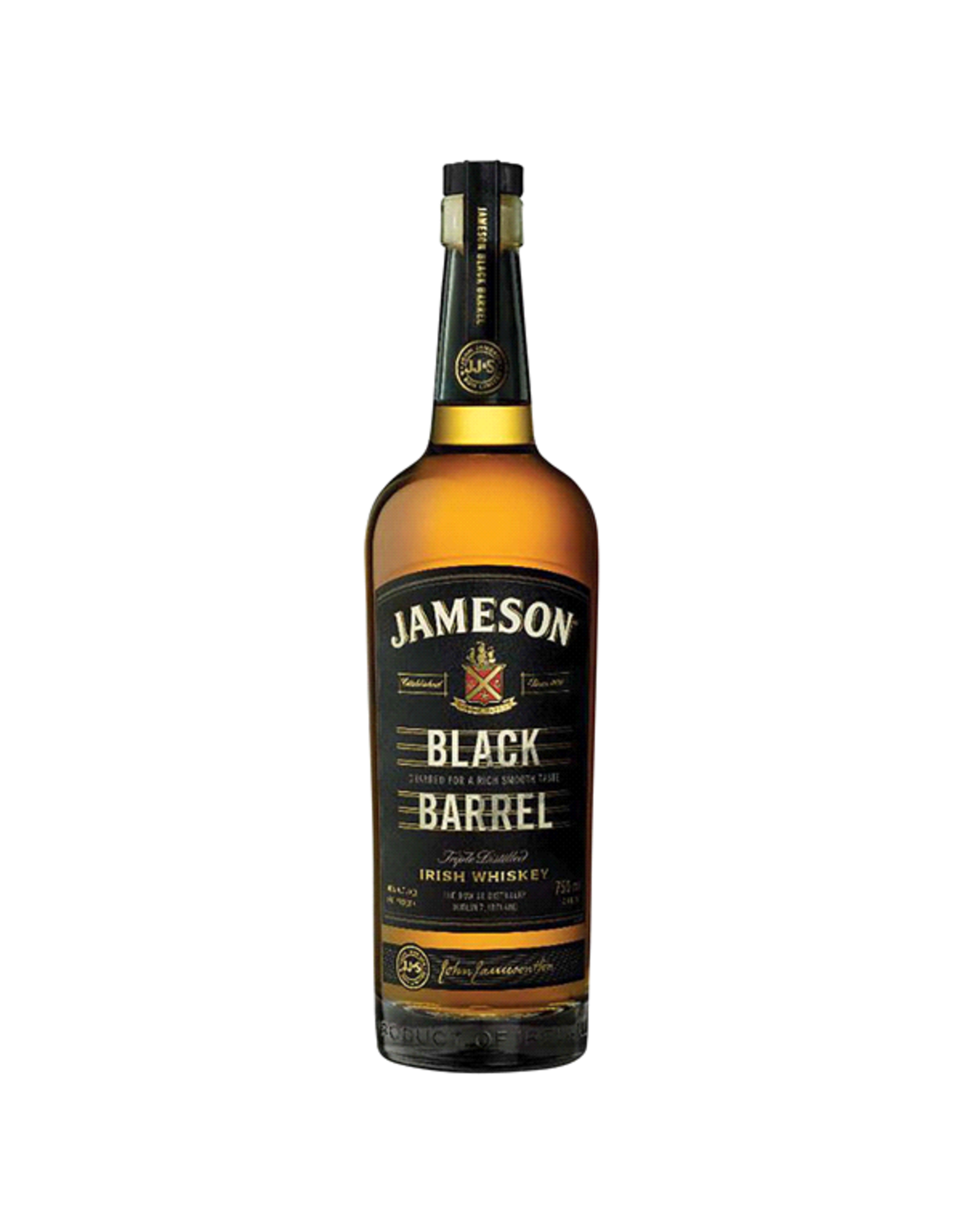 JAMESON SELECT RESERVE BLACK BARREL 750ML