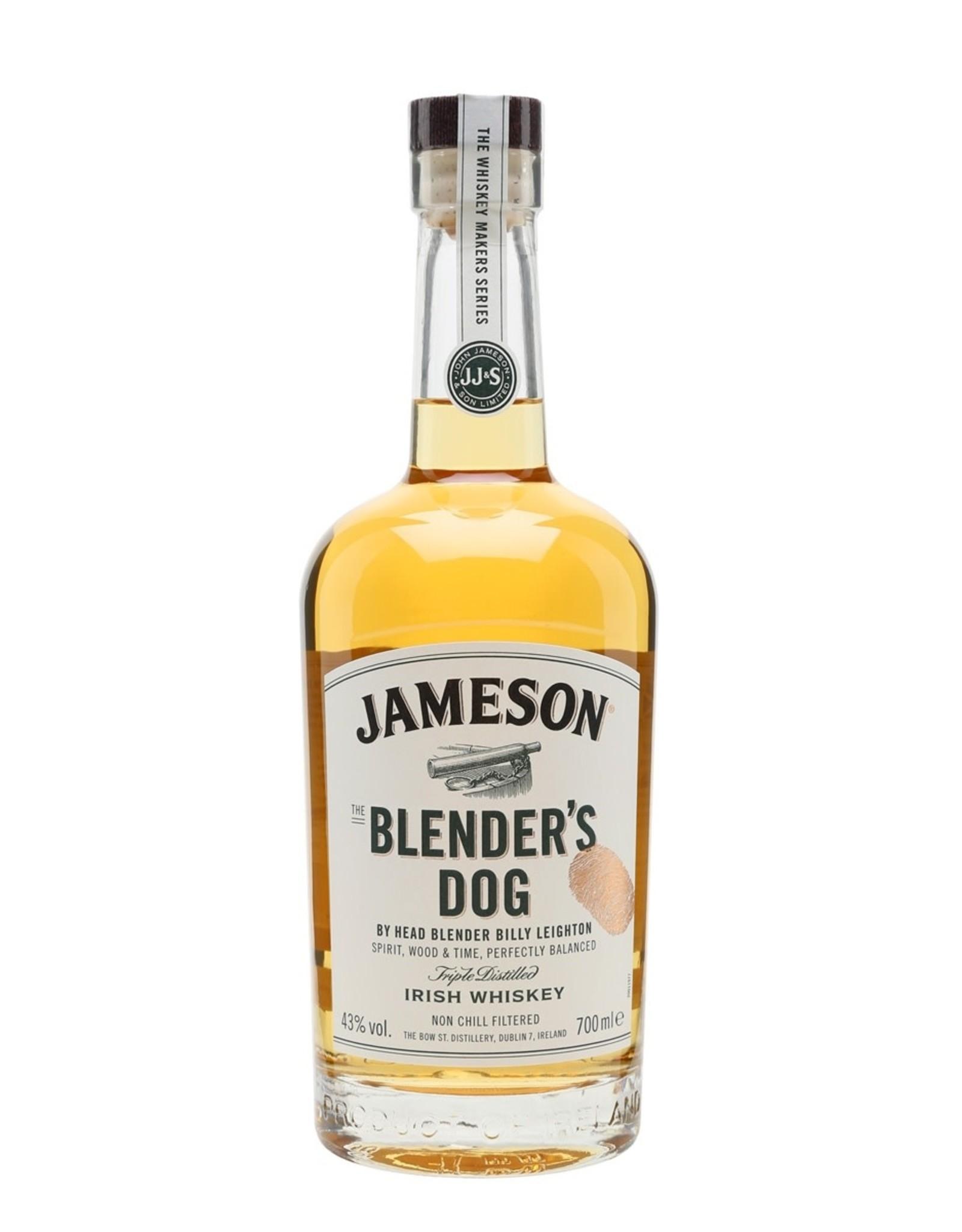 JAMESON BLENDER'S DOG LIMITED EDITION 750ML
