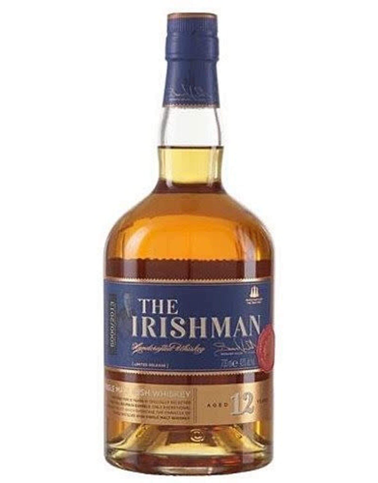 The Irishman Single Malt 12yr 750