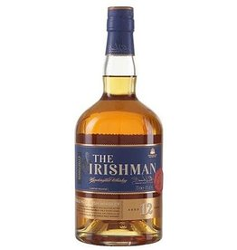 The Irishman Single Malt 12yr 750