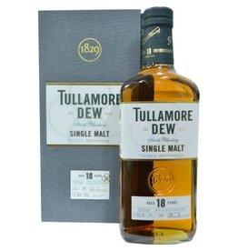 TULLAMORE DEW 18YR SINGLE MALT IRISH WHISKEY 750ML