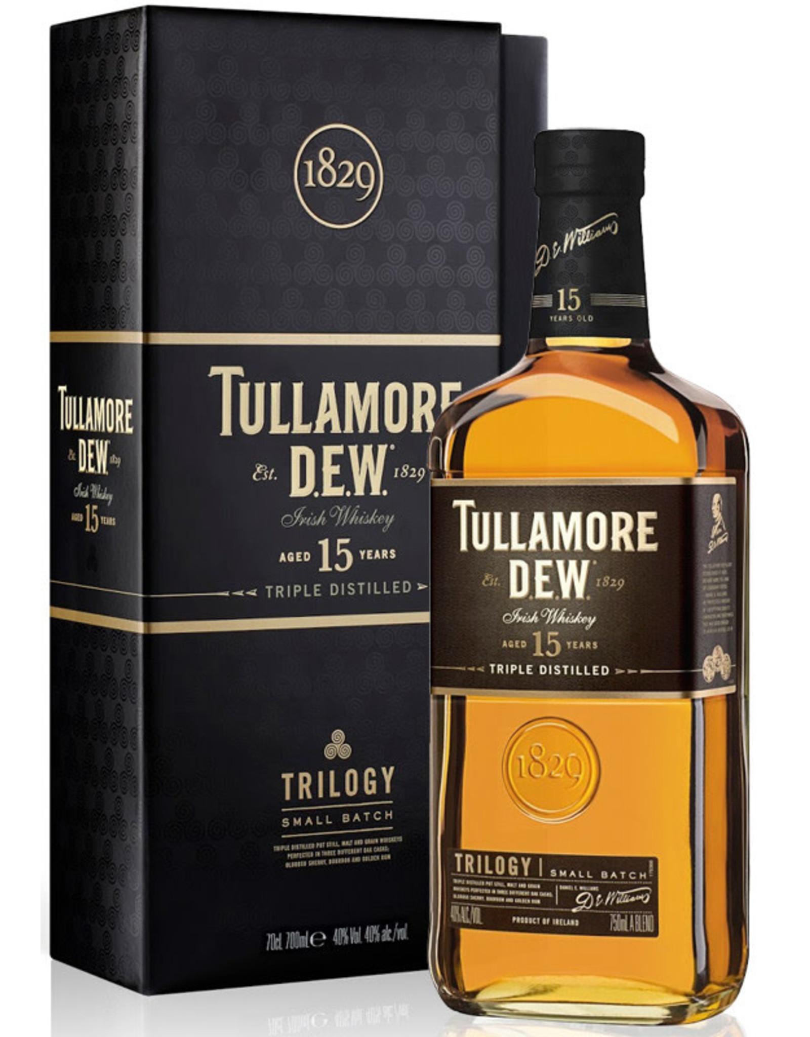 TULLAMORE DEW 15YR 750ML