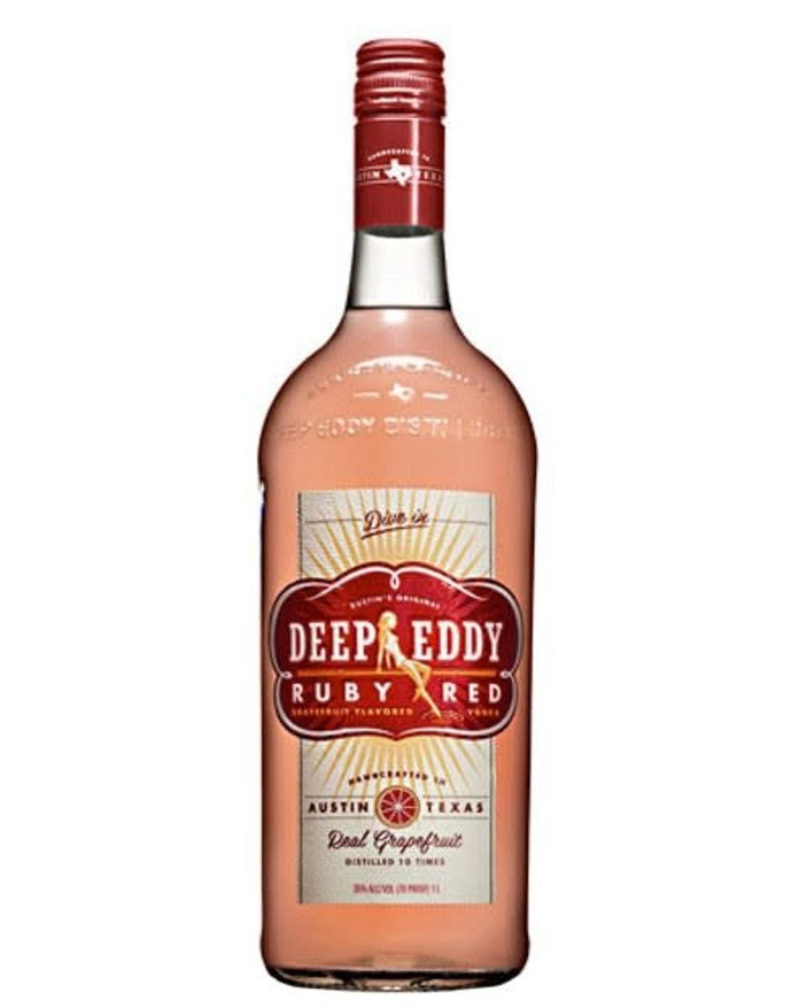 DEEP EDDY RUBY RED VODKA 750ML