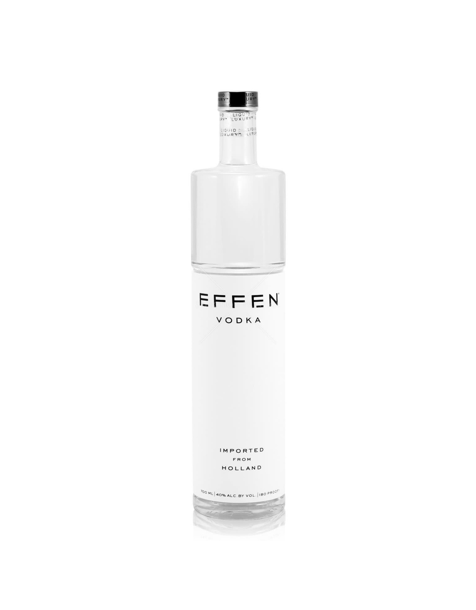 EFFEN VODKA 750ml
