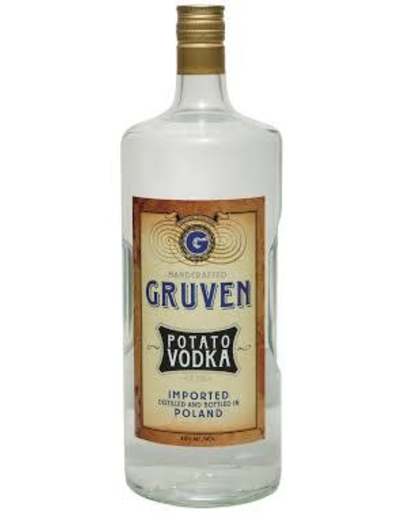 GRUVEN POLISH POTATO VODKA 1.75