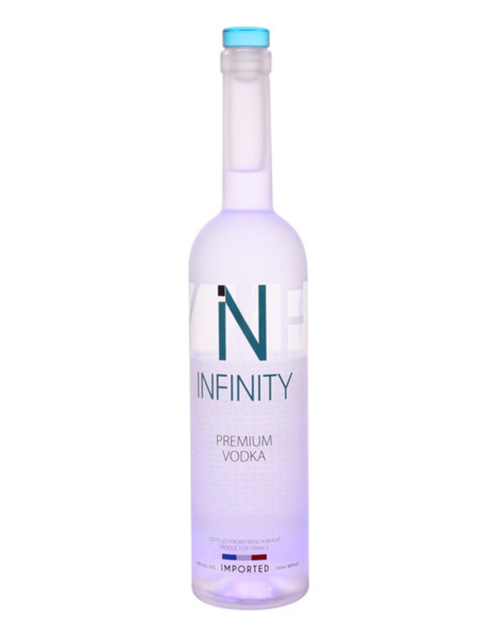 INFINITY PREMIUM VODKA 1L