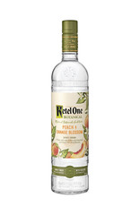 KETEL ONE PEACH ORANGE VODKA 750ML