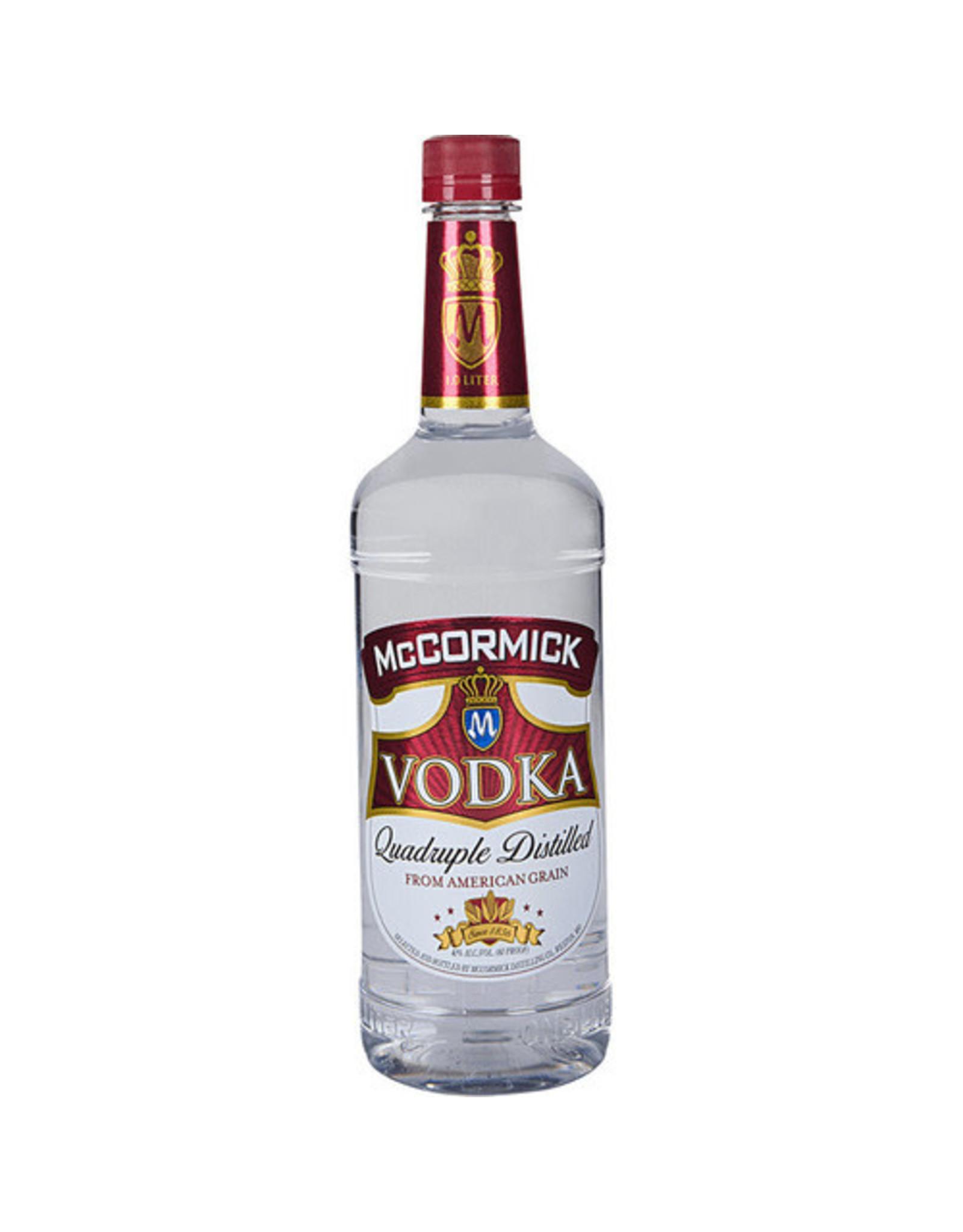 MCCORMICK VODKA 1L