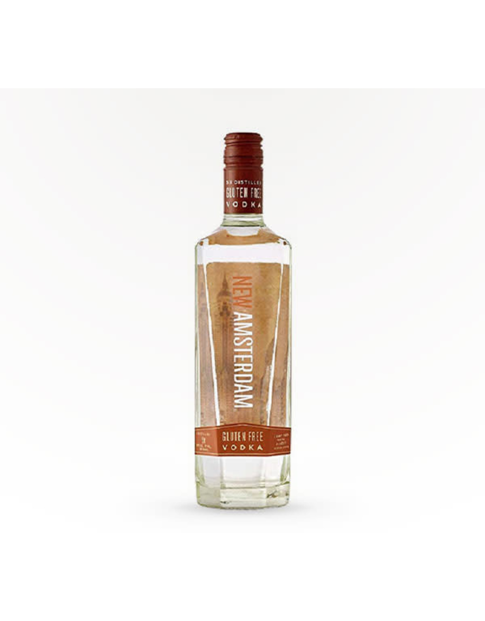 NEW AMSTERDAM GLUTEN FREE VODKA 750ML