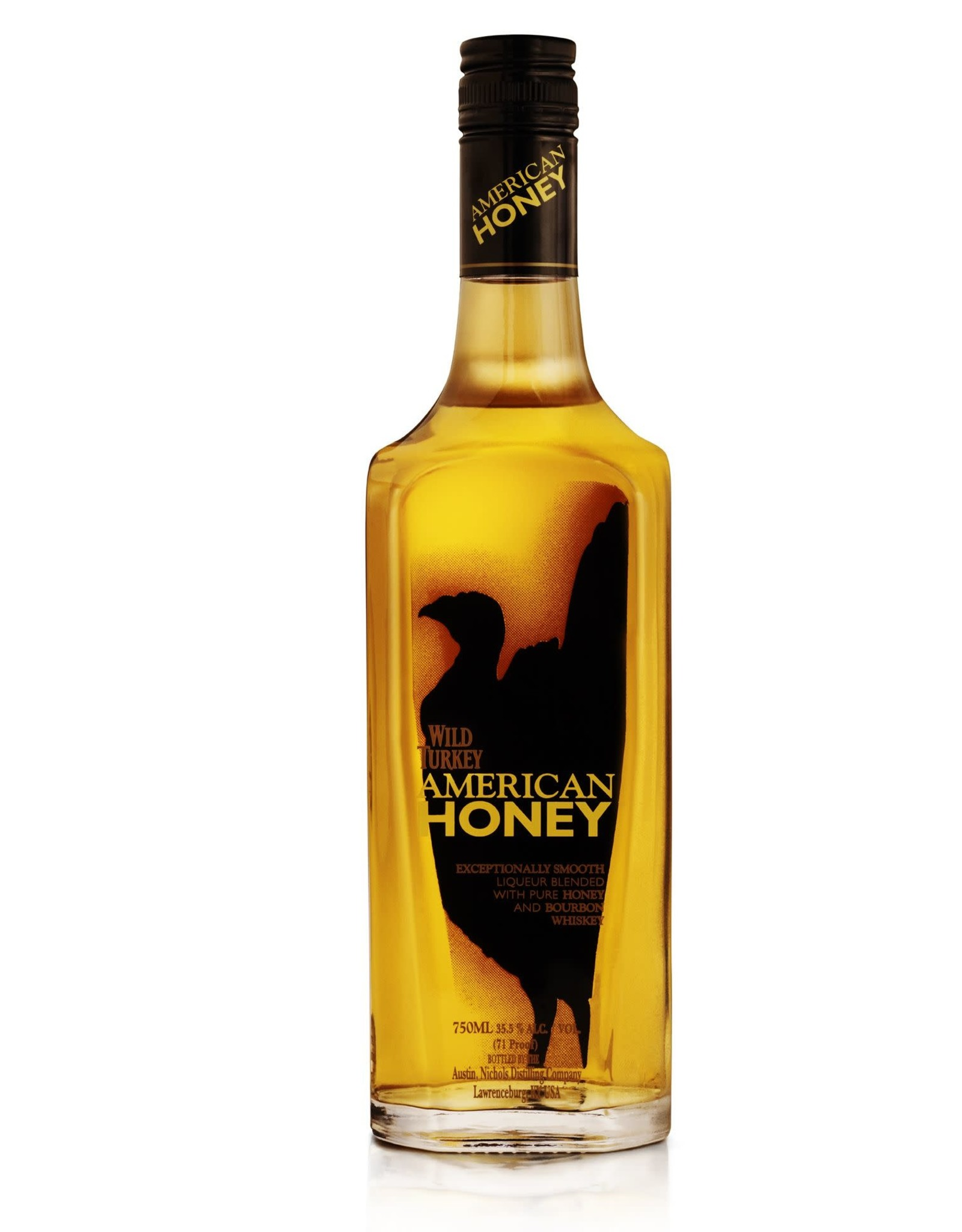 AMERICAN HONEY LIQUEUR 750ML