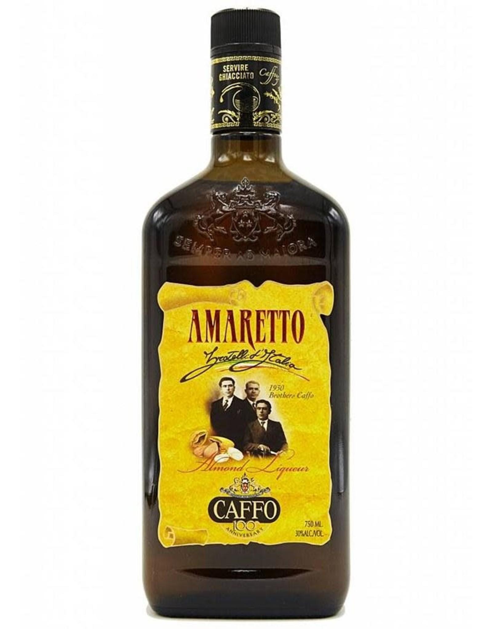 CAFFO AMARETTO FRATELLI 750ML