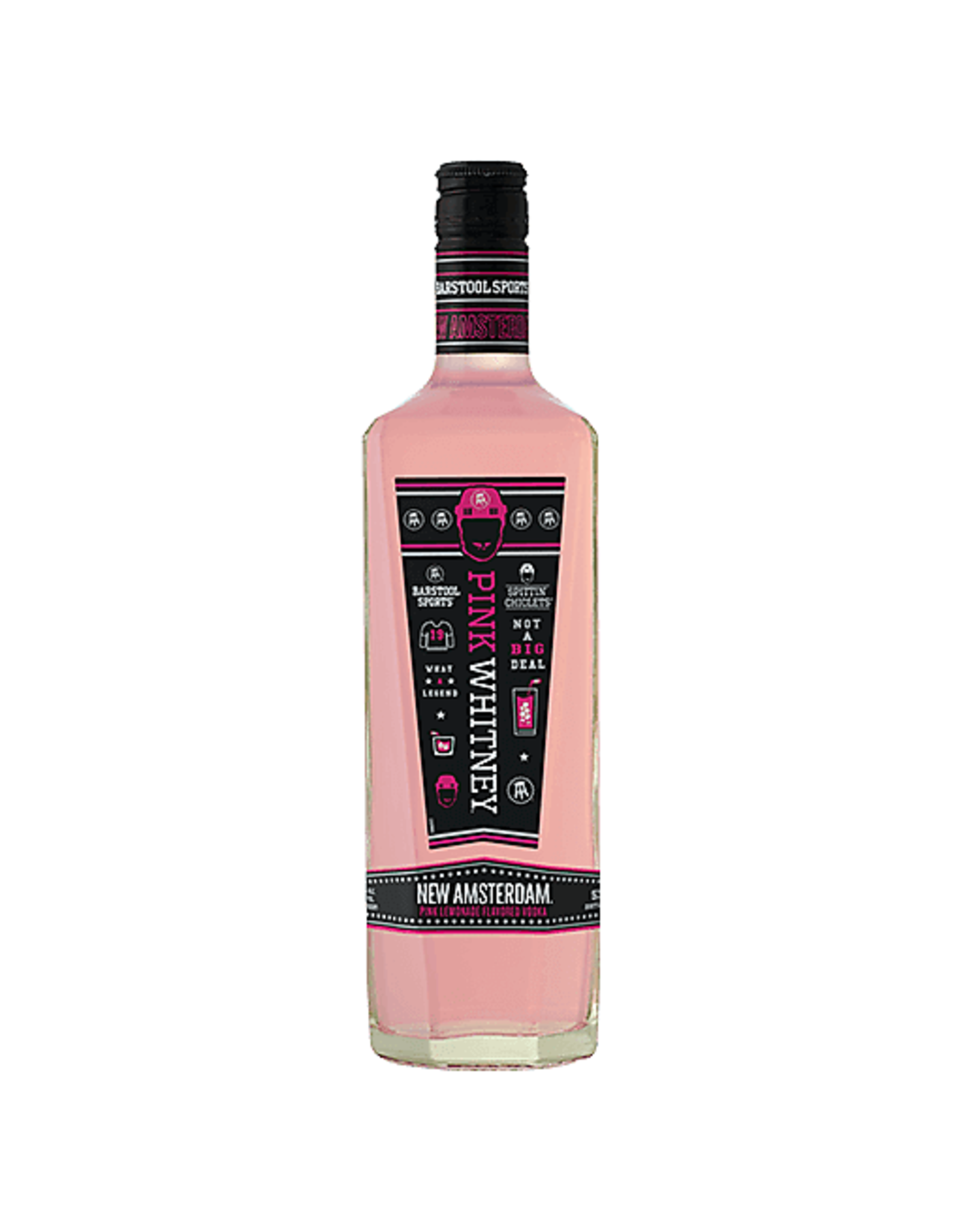 NEW AMSTERDAM PINK WHITNEY