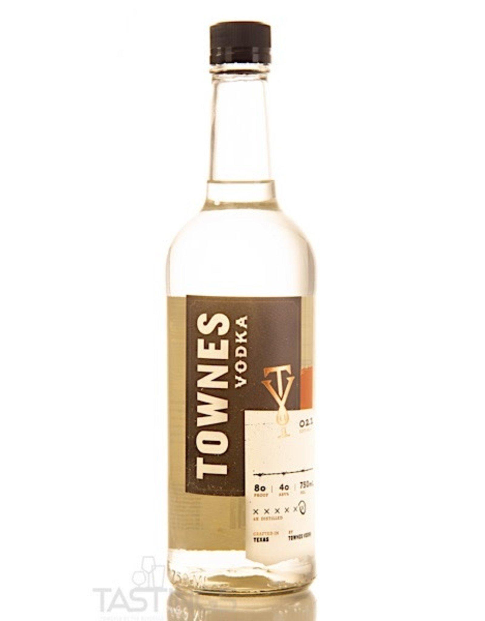 TOWNES VODKA 1.75L