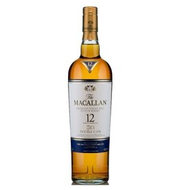MACALLAN DOUBLE CASK 12YR 750ML