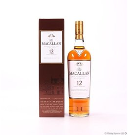MACALLAN 12 YR SHERRY CASK 750ML