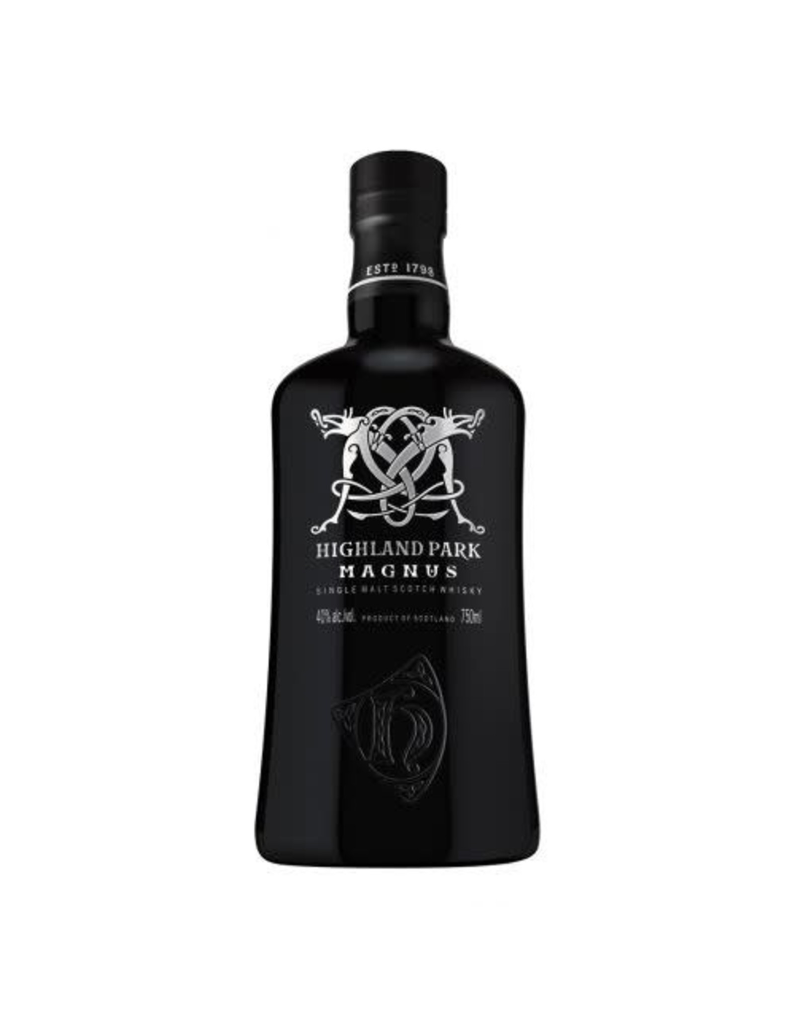 HIGHLAND PARK MAGNUS SINGLE MALT 750ML