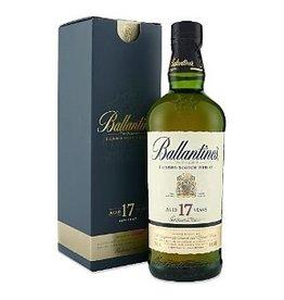 BALLANTINE'S 17YR SCOTCH 750ML