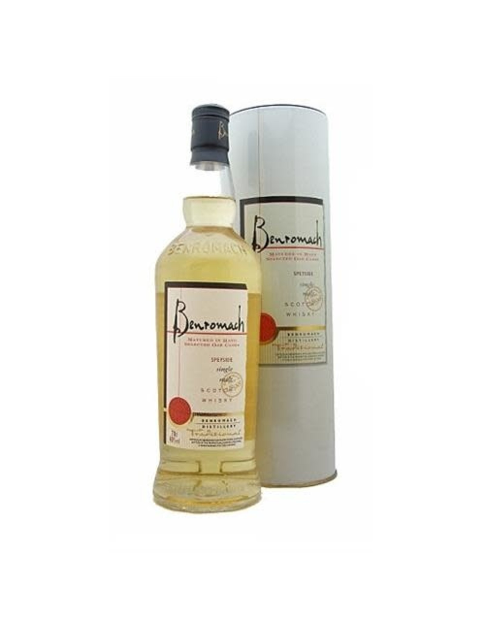 BENROMACH TRADITIONAL 750ML