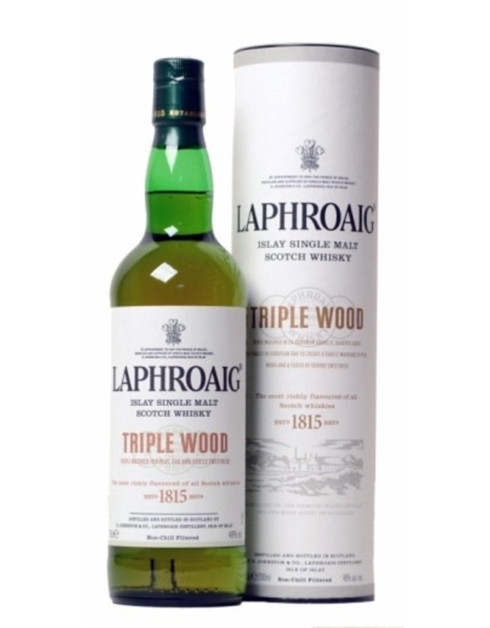 LAPHROAIG TRIPLE WOOD SCOTCH