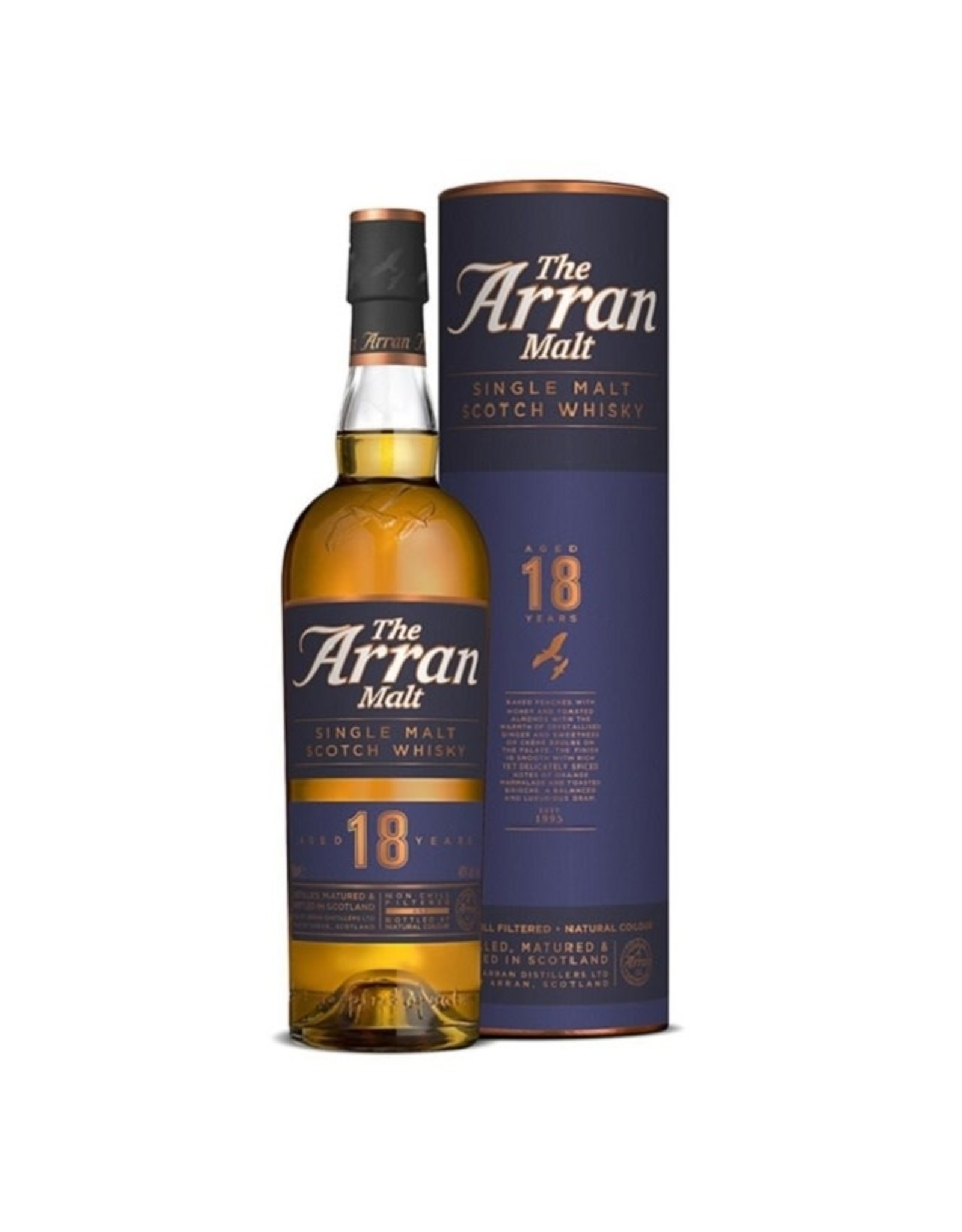 Arran 18 Yr Ucf Single Malt