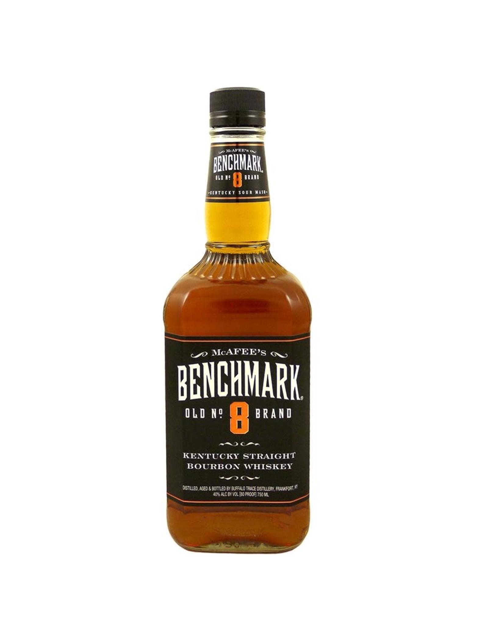 BENCHMARK OLD NO 8 BRAND 750ML