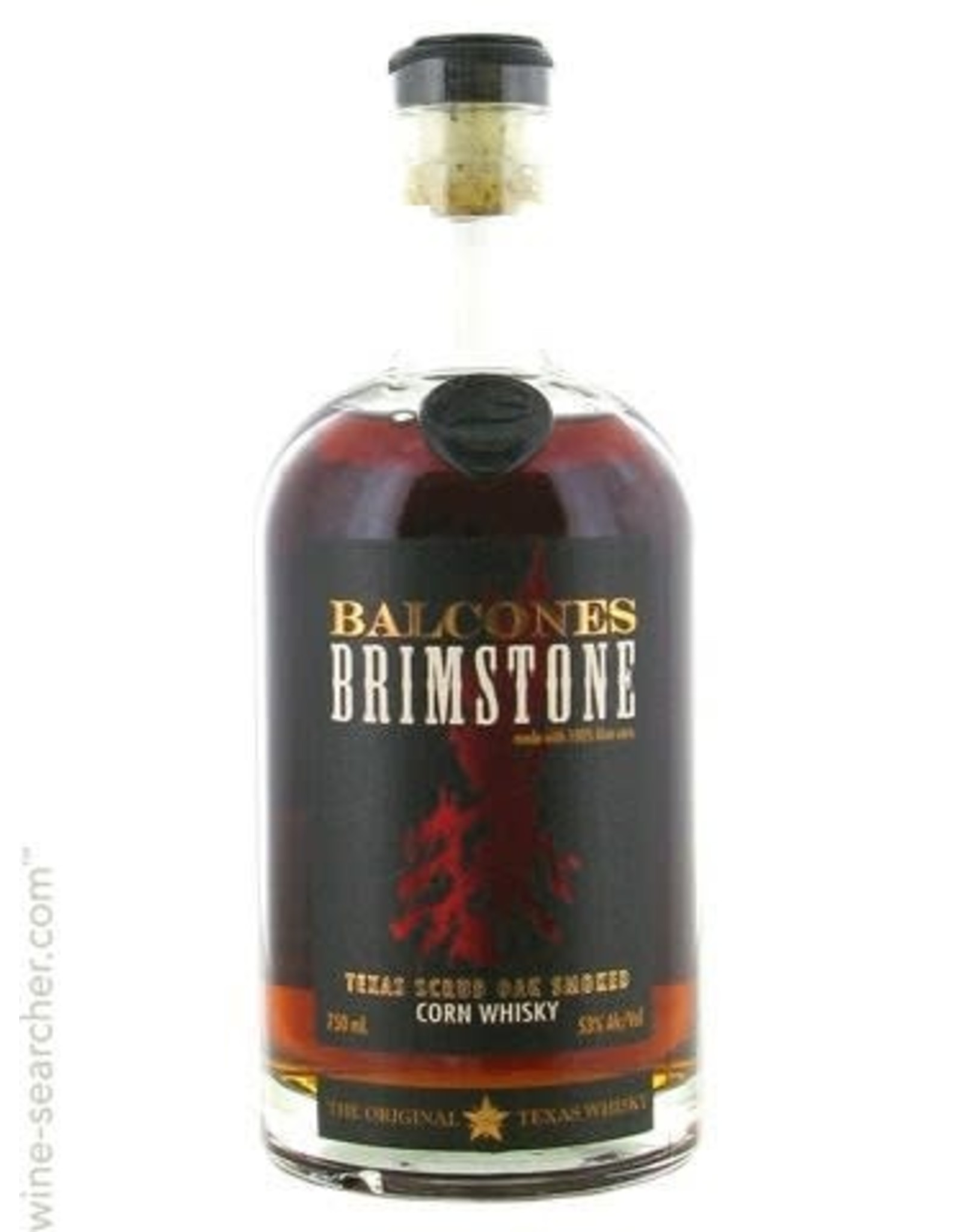 BALCONES BRIMSTONE WHISKY 750ML