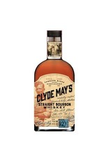 CLYDE MAYS BOURBON 92 PROOF