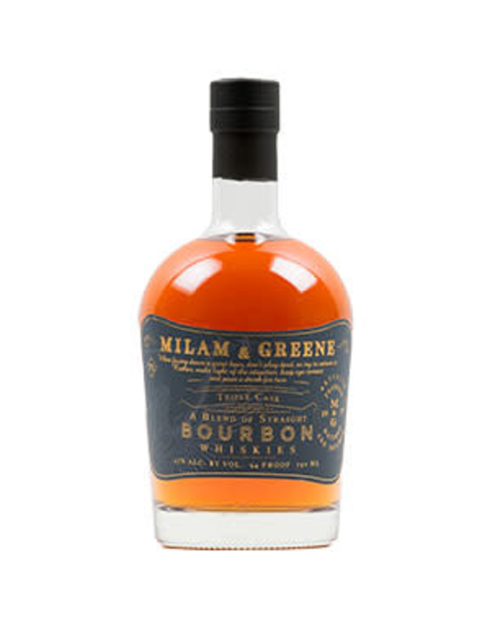 MILAM & GREEN TRIPLE CAST BOURBON