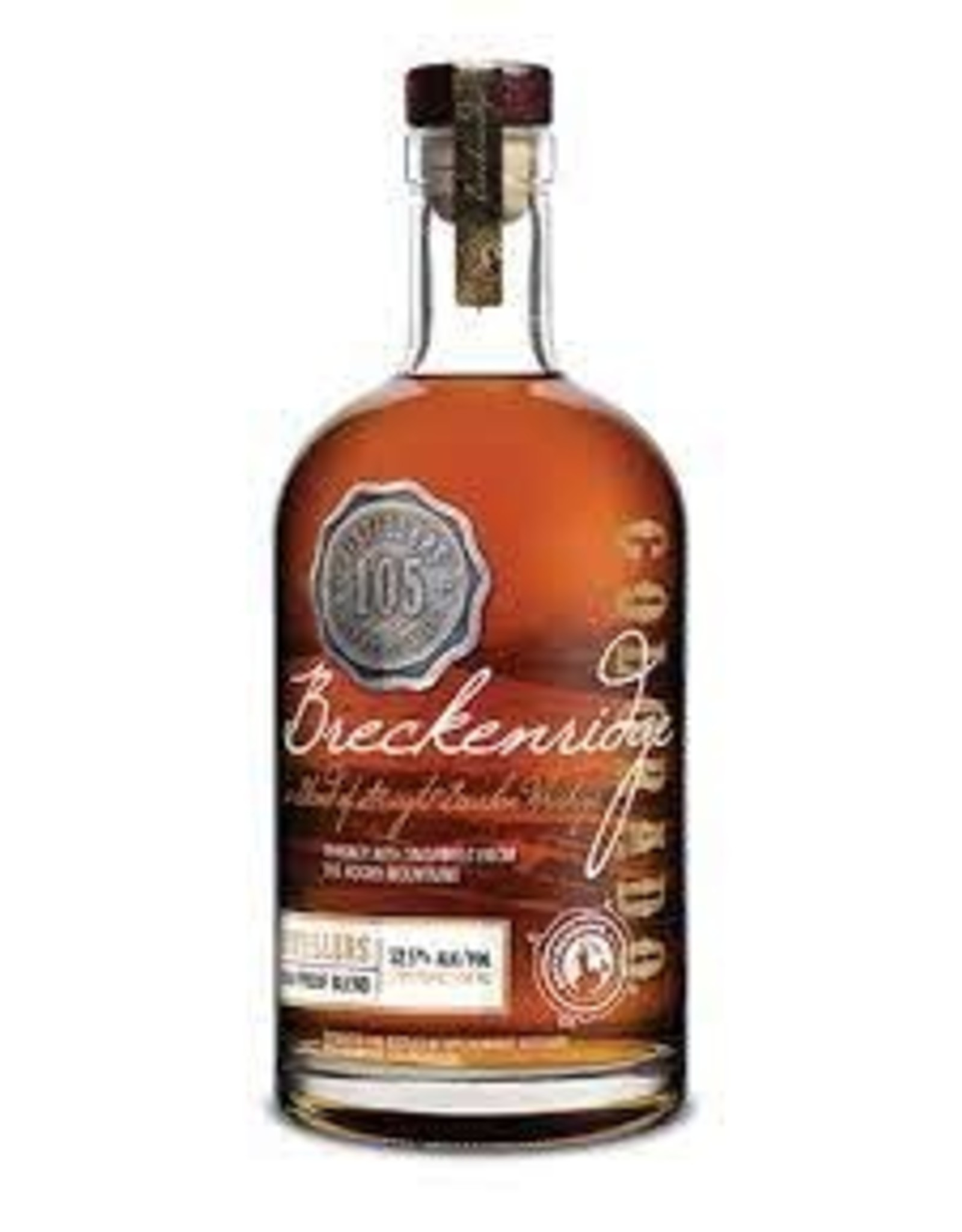 BRECKENRIDGE HIGH PROOF 105