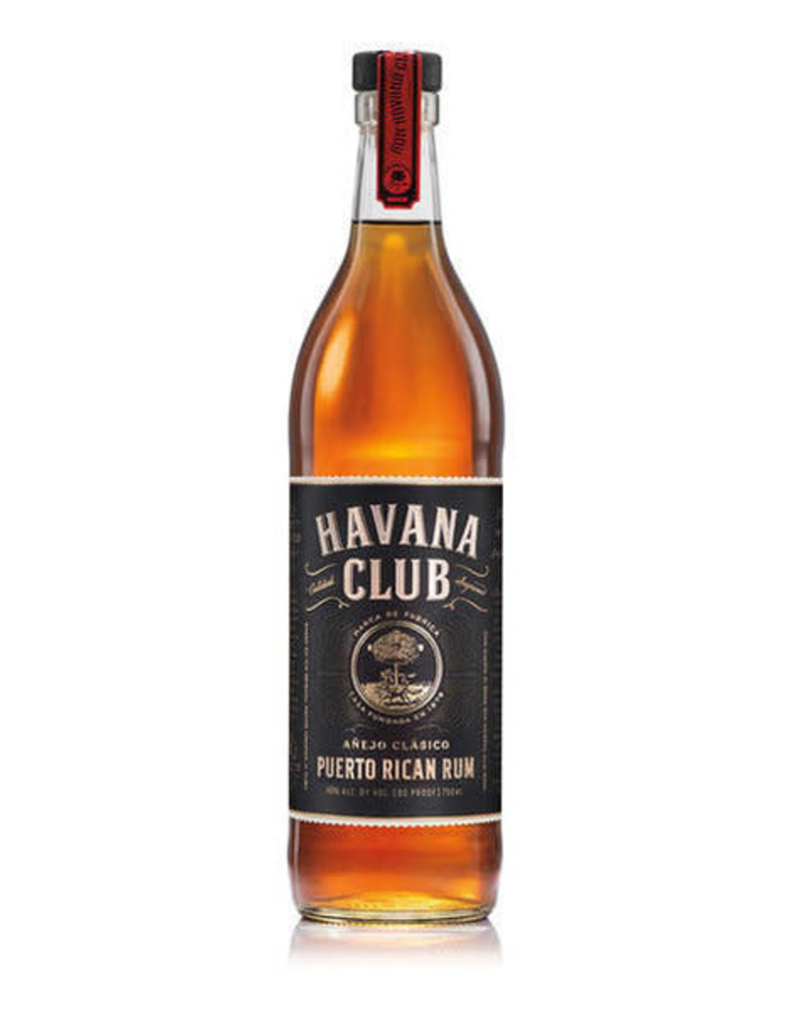 HAVANA CLUB ANEJO RUM 750ML