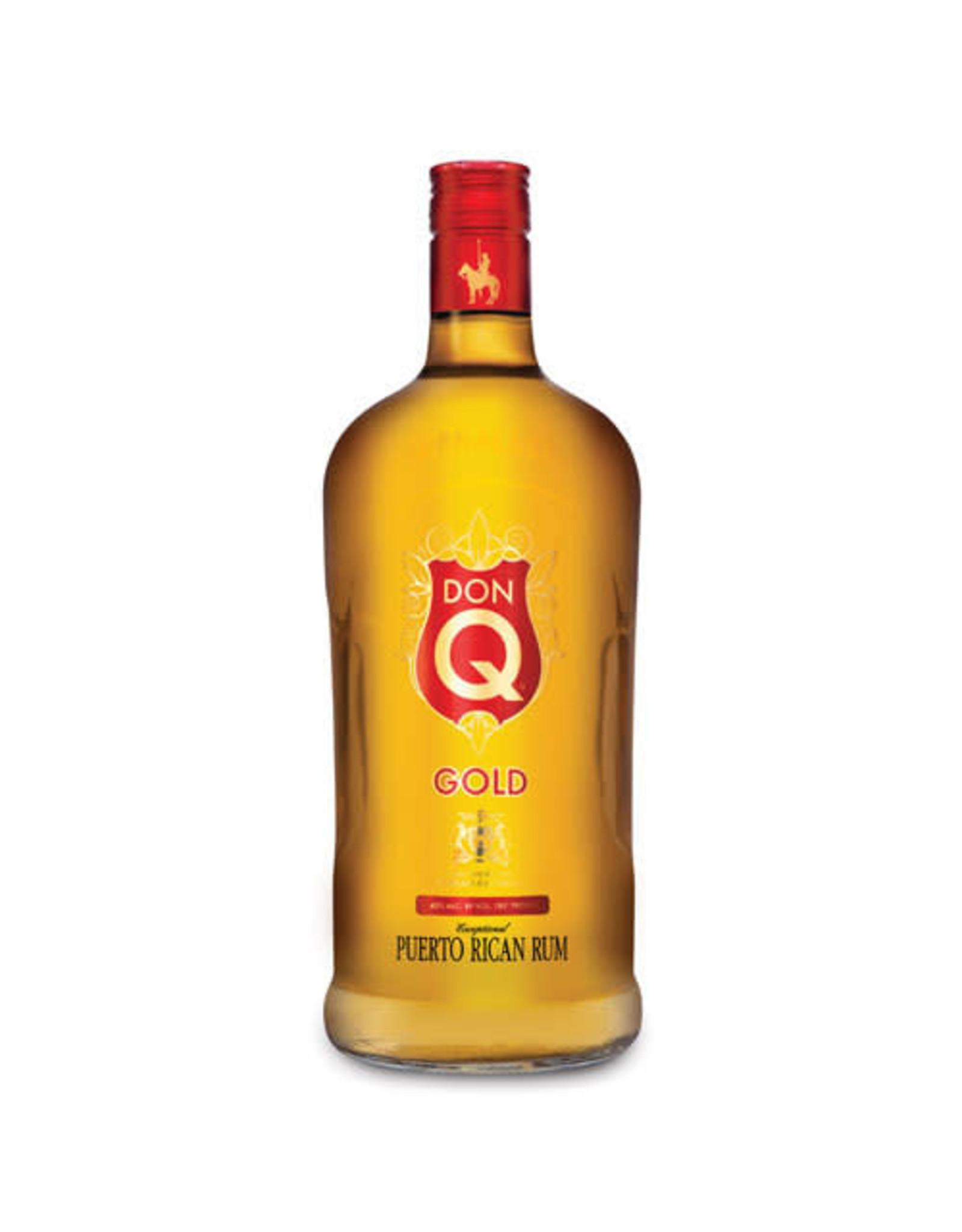 DON Q GOLD RUM 1.75L