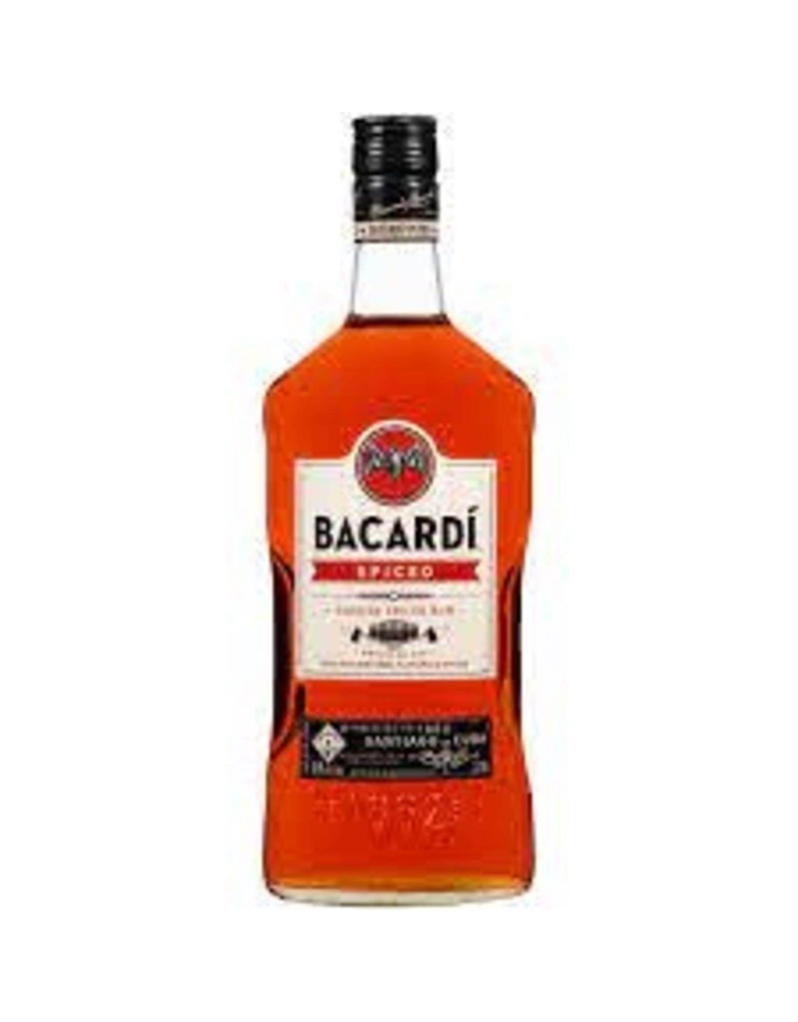 BACARDI SPICED RUM 1.75L