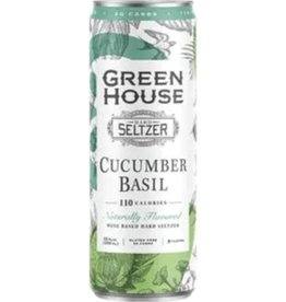 GREEN HOUSE CUCUMBER BASIL 6/4/12OZ CN