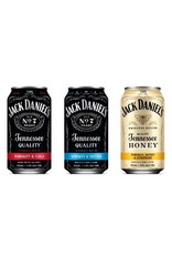 JACK DANIELS WHISKEY AND SELTZER 4PACK