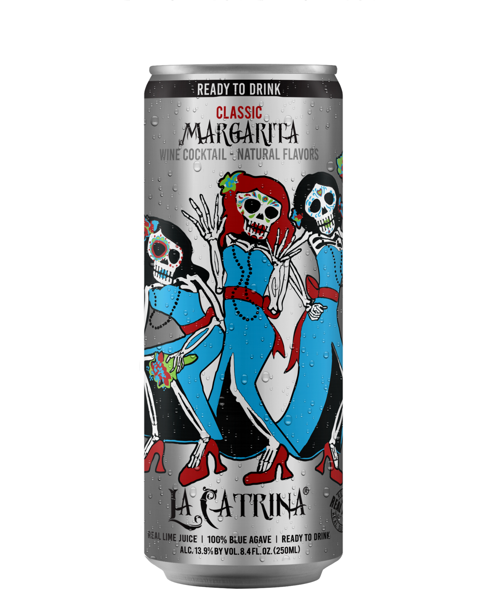 LA CATRINA WINE RTD COCKTAIL 6/4/12OZ CN